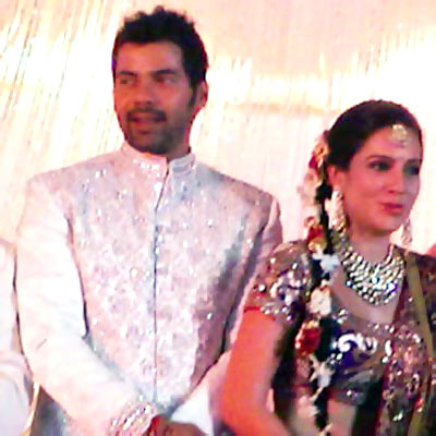 Shabbir Ahluwalia and Kanchi Kaul
