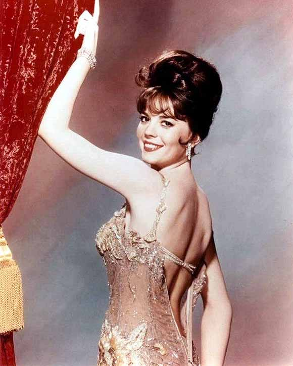 Natalie Wood as Rose Lee