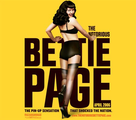 Gretchen Mol as Bettie Page