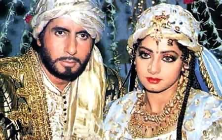 A scene from Khuda Gawah