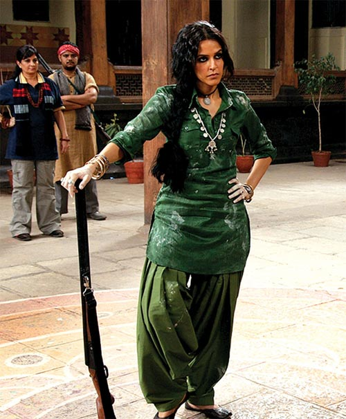 Neha Dhupia in Phas Gaye Re Obama