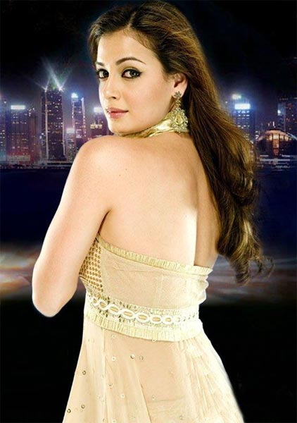 Dia Mirza in Cash