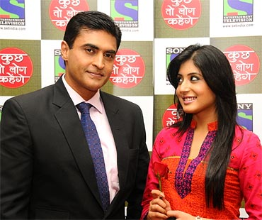 Mohnish Behl and Kritika Kamra