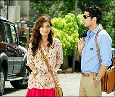 A still from Love Breakups Zindagi