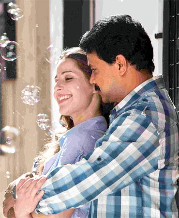 A still from Spanish Masala