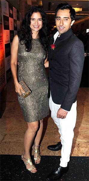 Sushma Reddy and Rahul Khanna