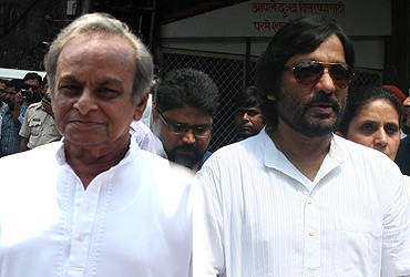 Anandji and Roop Kumar Rathod