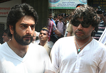 Shekhar and Kailash Kher