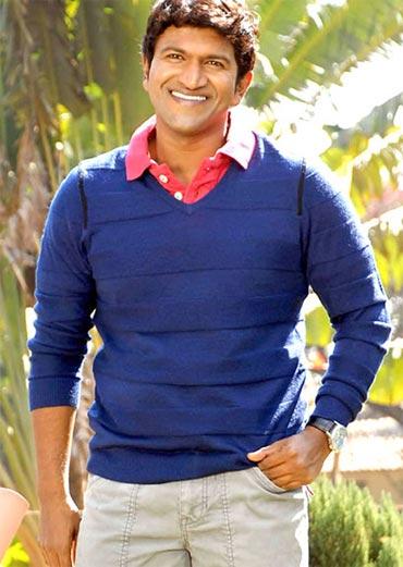 Puneeth Puneeth Rajkumar