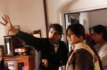 Nagesh Kukunoor and Ayesha Takia