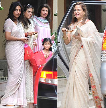 Shefali Shah and Ramola Bachchan