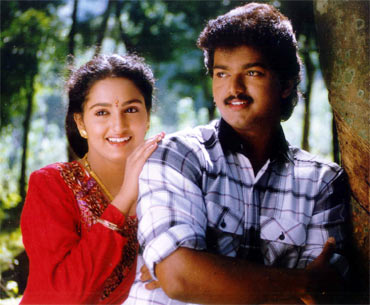 A still from Poove Unakkaga