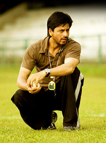 A still from <I>Chak De! India</I>.