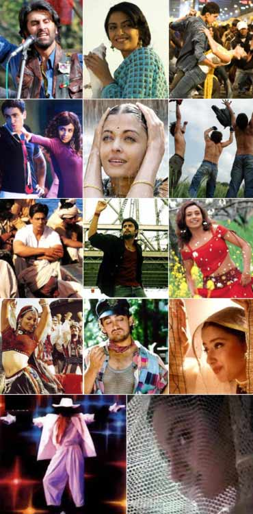 Vote! The best AR Rahman film score