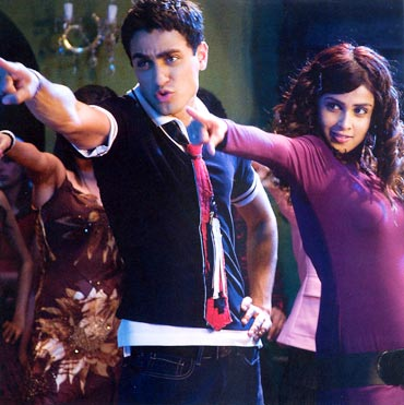 Imran Khan and Genelia in Jaane Tu... Ya Jaane Na