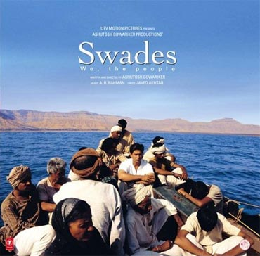 The Swades poster