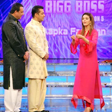 A still from Bigg Boss 5