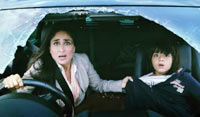 Kareena Kapoor and Aman Verma in Ra.One