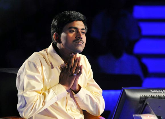 Sushil Kumar winner of KBC 5