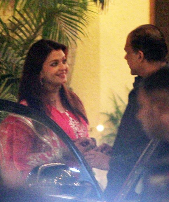 Aishwarya Rai Bachchan and Ashutosh Gowariker