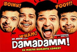 The Damagamm poster