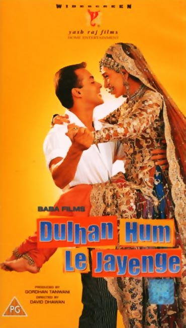 A Dulhan Hum Le Jayenge movie poster