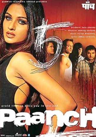 A Paanch movie poster