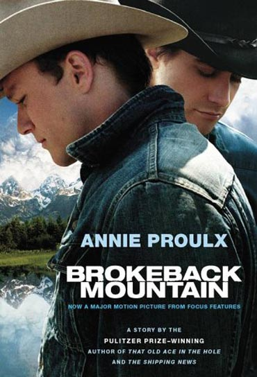 A Brokeback Mountain movie poster