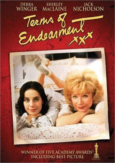 A Terms Of Endearment movie poster