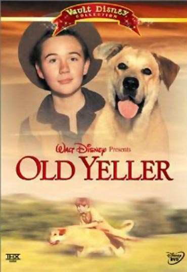 A Old Yeller movie poster