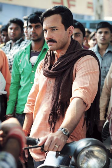 Saif Ali Khan in Aarakshan