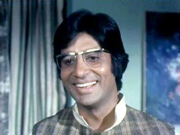Amitabh Bachchan in Chupke Chupke