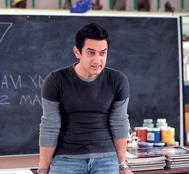 Aamir Khan in Taare Zameen Par
