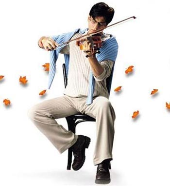 Shah Rukh Khan in Mohabbatein
