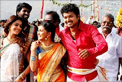 A still from Velayudham