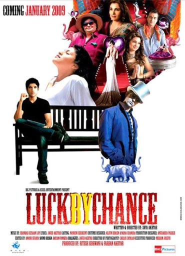 A Luck By Chance movie poster