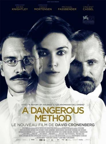 A A Dangerous Method movie poster