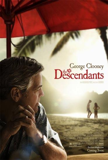 A The Descendants movie poster