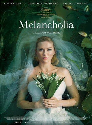 A Melancholia movie poster