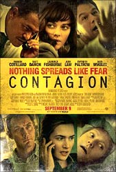 The Contagion poster