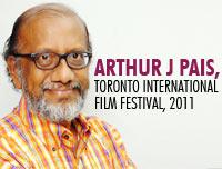 Arthur J Pais