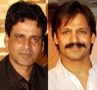 Manoj Bajpayee and Vivek Oberoi