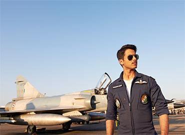 A scene from Mausam