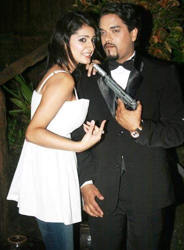 Alankrita Dogra and Anik Singhal