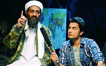 A still from Tere Bin Laden