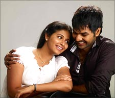 A still from Engeyum Eppodhum