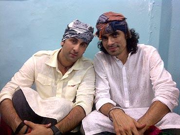 Ranbir Kapoor and Imtiaz Ali