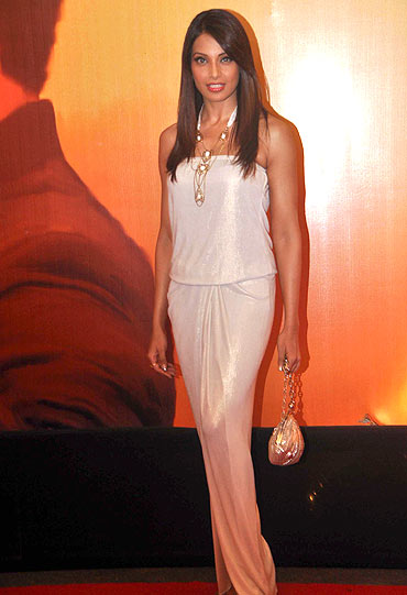 Bipasha Basu at the film's premiere