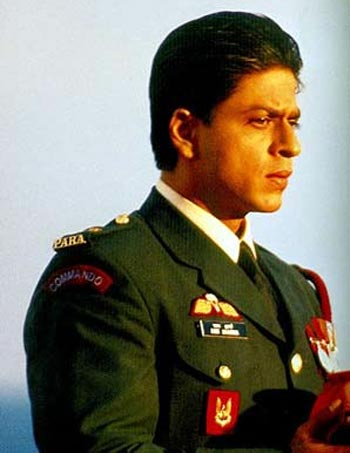 A still from Main Hoon Na