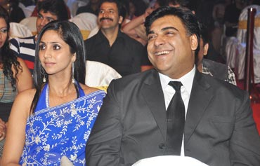 Gautami Joshi and Ram Kapoor